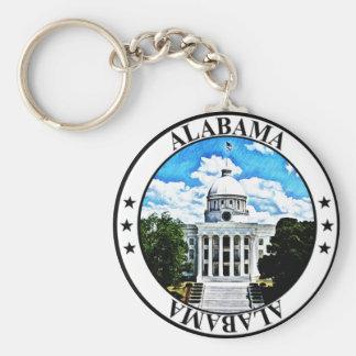 Capitol d'état de l'Alabama Porte-clés