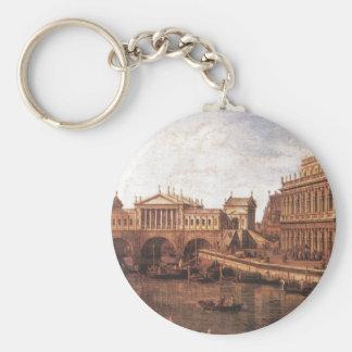 Capriccio : une conception de Palladian pour le Porte-clé Rond