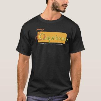 Capricorne de zodiaque t-shirt