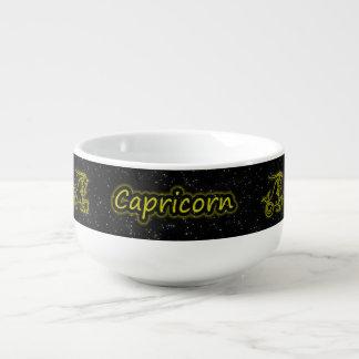 Capricorne intelligent bol à soupe