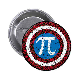 Captain Maths Badges