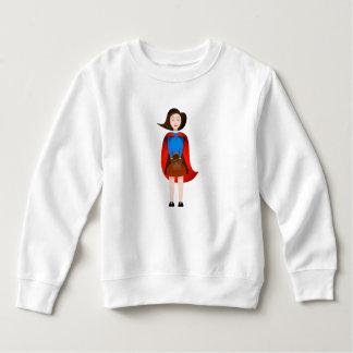 capuchon rouge mignon sweatshirt