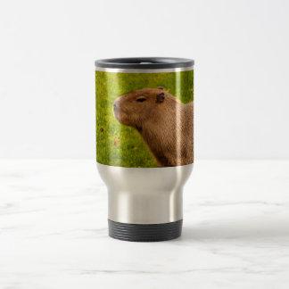 Capybara Mug De Voyage