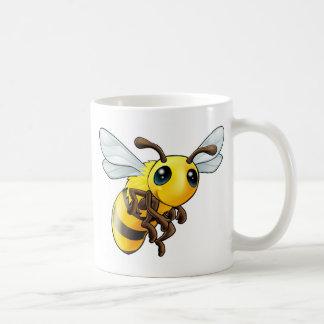 Caractère mignon d abeille mugs