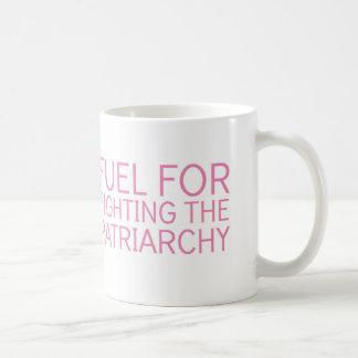 Carburant pour le féminisme mug
