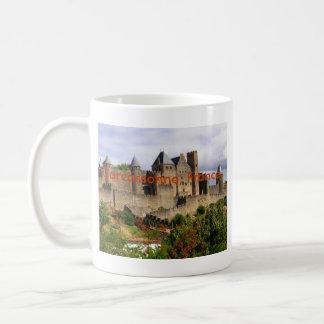 Carcassonne, France Mug