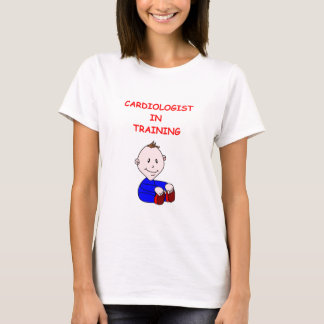 cardiologue de cardiologie t-shirt