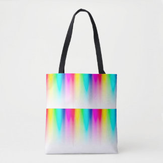 Cari de couleur tote bag