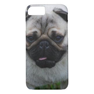 Carlin adorable coque iPhone 7