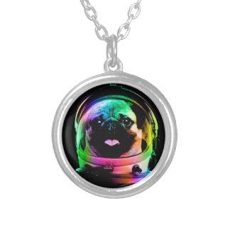 Carlin d'astronaute - carlin de galaxie - l'espace collier
