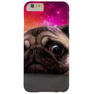 carlin de l'espace - nourriture de carlin - coque iPhone 6 plus barely there