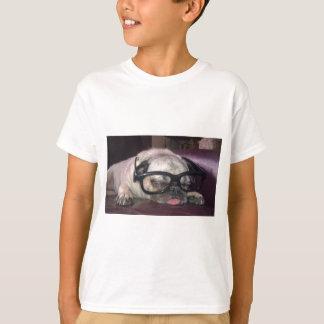 Carlin en verres t-shirt