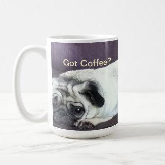Carlin obtenu de café ? mug