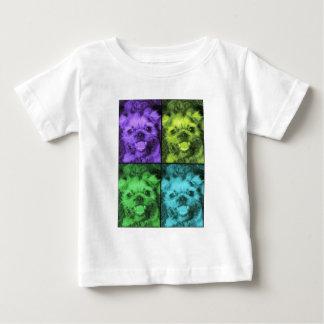 Carlin-Zu T-shirt Pour Bébé