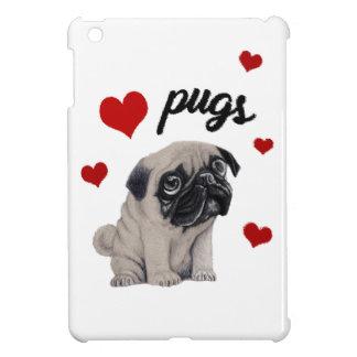 Carlins d'amour étui iPad mini