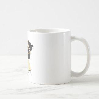 Carlins et baisers mug