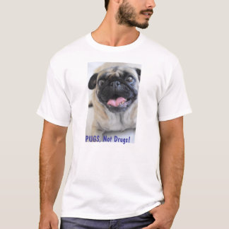 Carlins, pas T-shirt de drogues