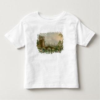 Carmontelle donnant les clés du Parc T-shirt Pour Les Tous Petits