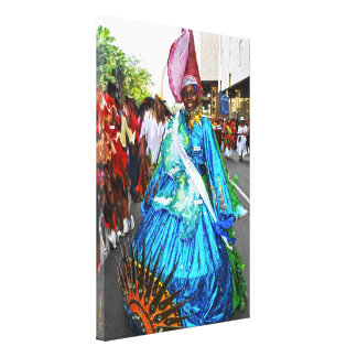 Carnaval de Martinique, Reine Toiles