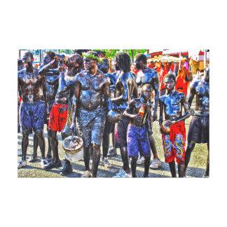 Carnaval de Martinique Toile