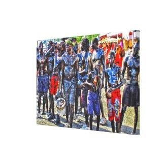 Carnaval de Martinique Toiles