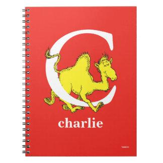 Carnet ABC de Dr. Seuss's : Lettre C - Le blanc |