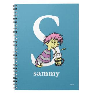 Carnet ABC de Dr. Seuss's : Lettre S - Le blanc |