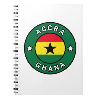 Carnet Accra Ghana