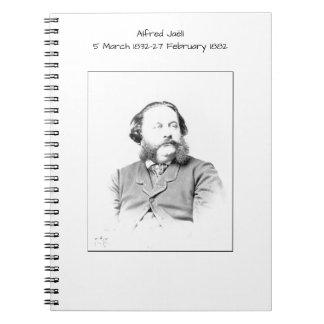 Carnet Alfred Jaell