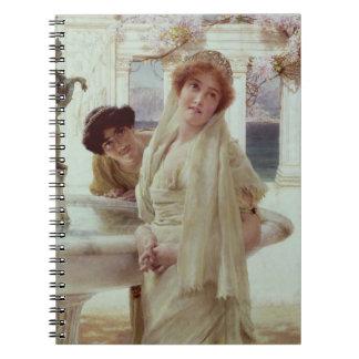 Carnet Alma-Tadema | une divergence de vues