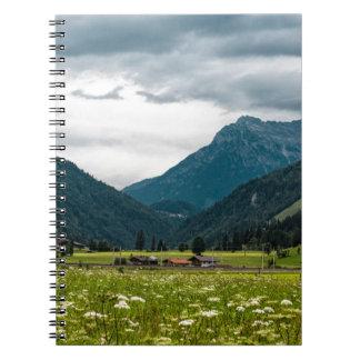 Carnet Alpes autrichiennes