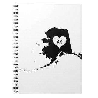 Carnet Amour de l'Alaska