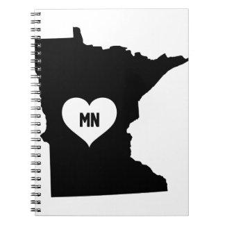 Carnet Amour du Minnesota