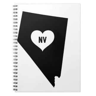 Carnet Amour du Nevada
