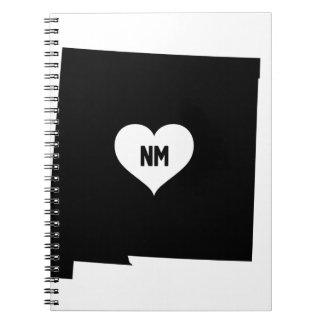 Carnet Amour du Nouveau Mexique