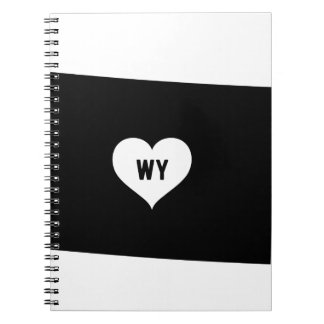 Carnet Amour du Wyoming