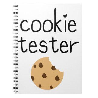 Carnet Appareil de contrôle de biscuit