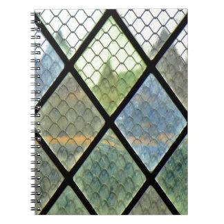 Carnet Art de fenêtre