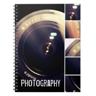 Carnet avec photo Photography