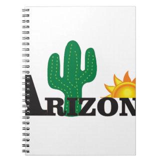 Carnet Az de cactus