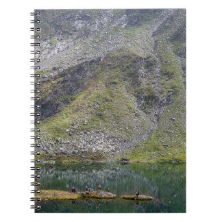 Carnet Balea lac