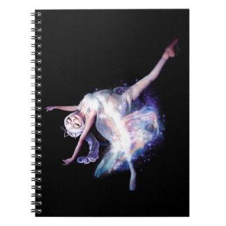 Carnet Ballet de galaxie