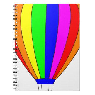 Carnet Ballon à air chaud