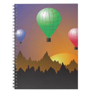 Carnet Ballons stratosphériques