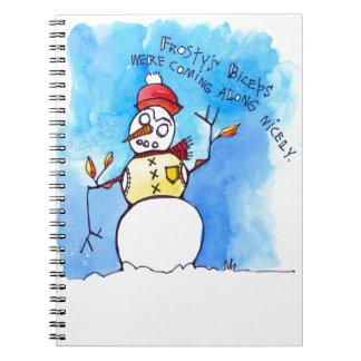 Carnet Biceps de Frostys