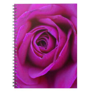 Carnet Bloc - notes rose