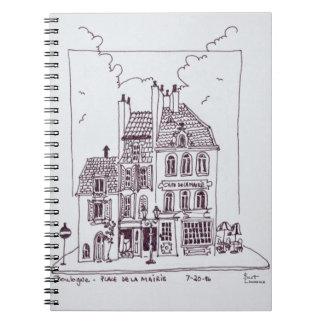 Carnet Boulogne-sur-Mer de Cafe De La Mairie |, France