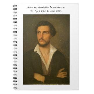 Carnet Brancaleone d'Antonino Gandolfo