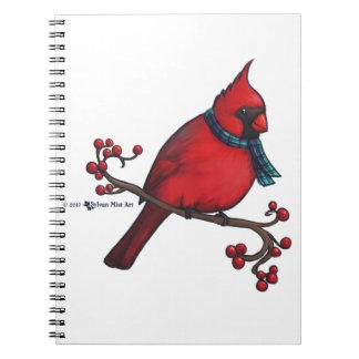 Carnet Cardinal de Noël