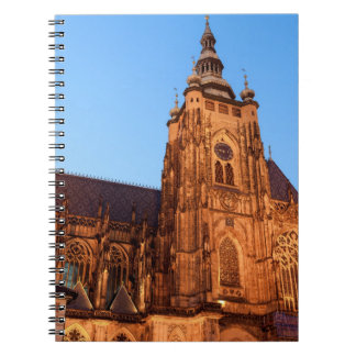 Carnet Cathedral in Prague